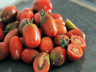 Tomate Prune Noire