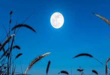 Calendrier lunaire septembre 2021